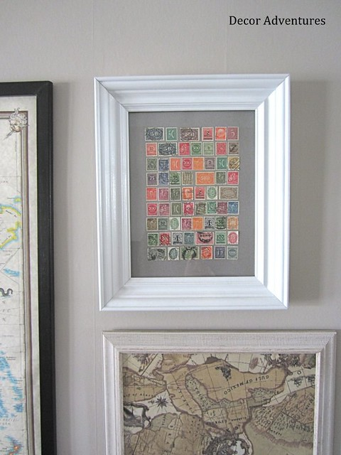 Frame Your Travel Memorabilia
