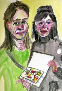 Susanne & Rebecca