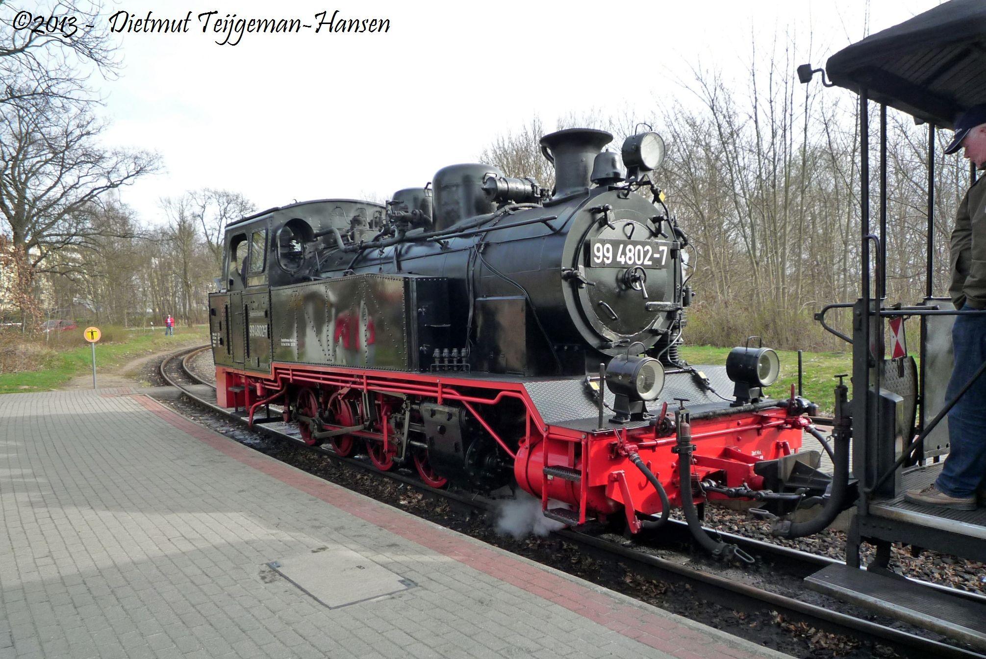 Rügen - Rasender Roland / Rushing Roland