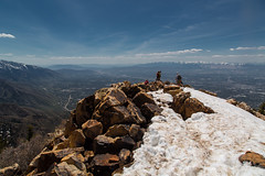 Mount Olympus Summit Hike