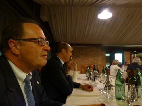 Gourmets Presidente Alessandro Bonelli