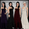 Concubine Dresses - World Goth Fair 2013