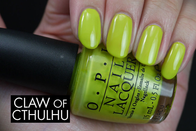 OPI Did It On 'Em Swatch