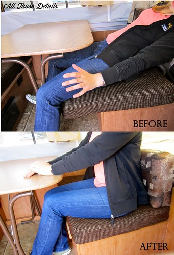Before After Sitting