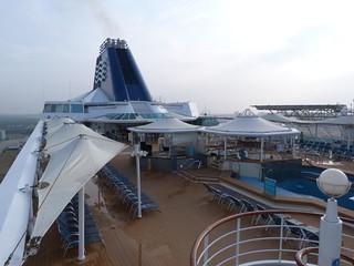 Exterior del buque Empress (Pullmantur)