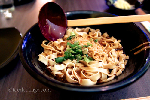 Dan Dan Noodles at Everyday Noodles