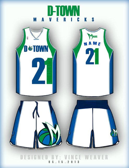 dtown mavs new concept