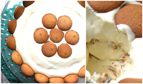 Mrs. Fields Secrets Banana Pudding