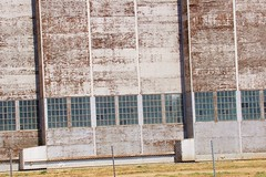 OC Heritage - Tustin Legacy - Blimp Hanger 1 - Neglect