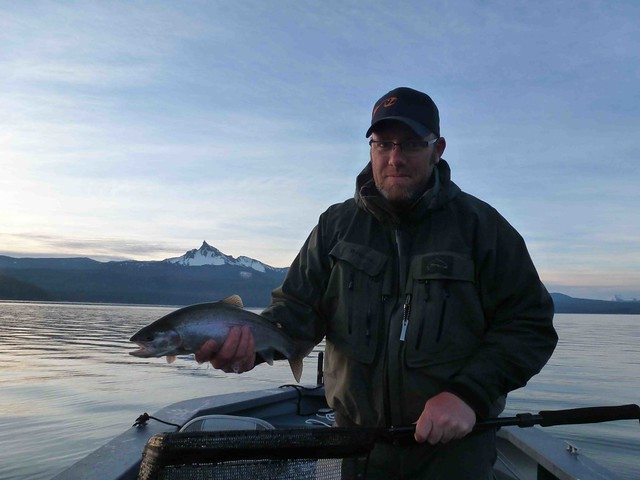 diamond lake fly fishing