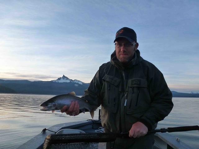 The caddis fly oregon fly fishing blog mckenzie river for Diamond lake fishing report