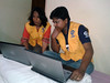The Go team working in Chittagong (2)