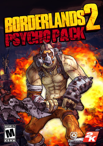 A quick Borderlands 2 overview on Krieg the Psycho Bandit