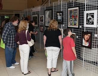 A scene from the 2012 Teen Arts Festival