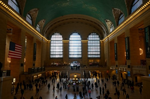 Main Concourse, Grand Central Terminal, New York