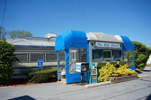 Blue Benn Diner - Bennington, VT
