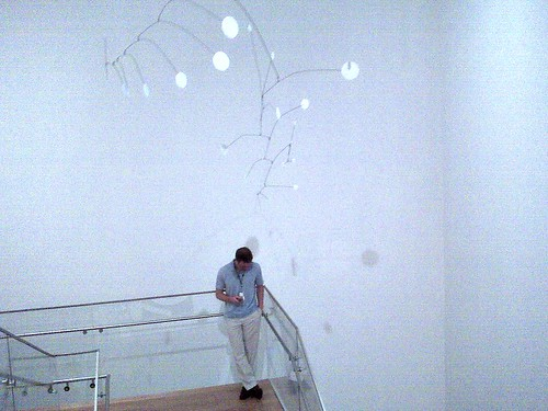 Art - Calder Man at MOMA