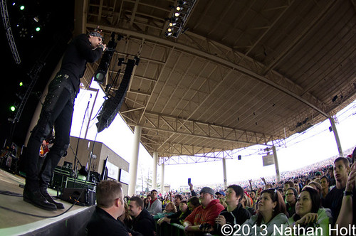 Buckcherry - 05-11-13 - X103 May Day, Klipsch Music Center, Noblesville, IN