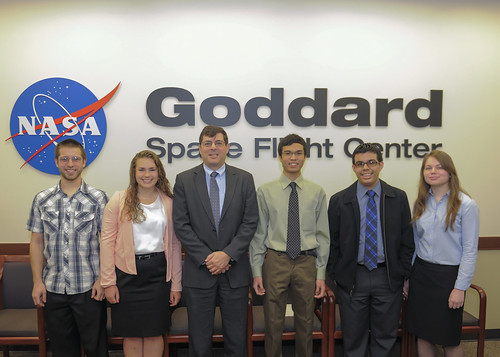 NASA Real World/In World Engineering Design Challenge winners