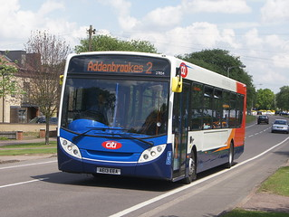 Stagecoach Cambridge AE13EEA (c) David Bell