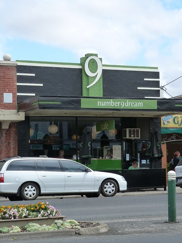 Number 9 Dream Cafe, Leongatha
