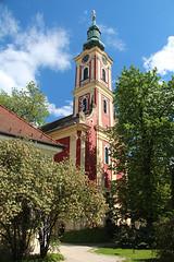 Szentendre church