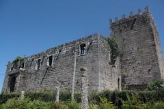 Paço de Giela, Arcos de Valdevez (Ruínas)