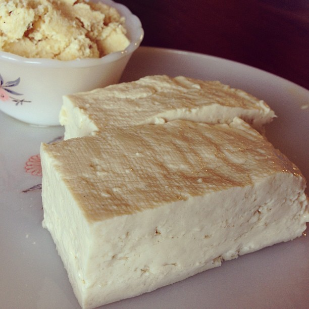 Handmade Tofu