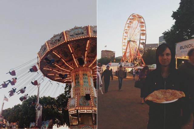 city fair