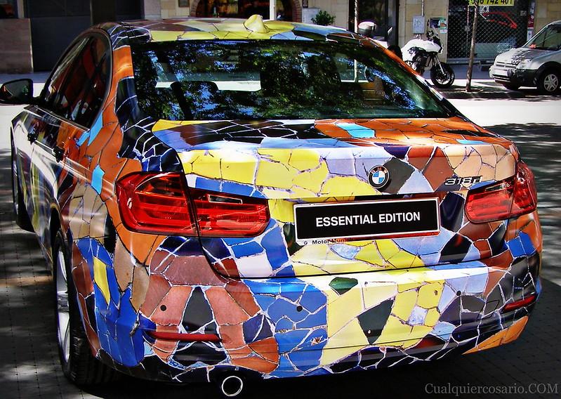 El BMW de Gaudí I