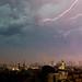 Chicago Storm / Lightning - June 12, 2013 by cshimala