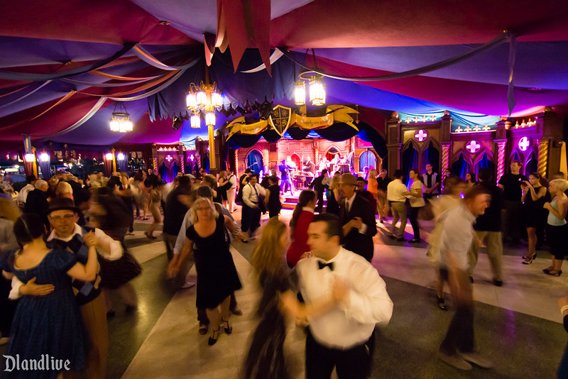 Disneyland Swing Dancing