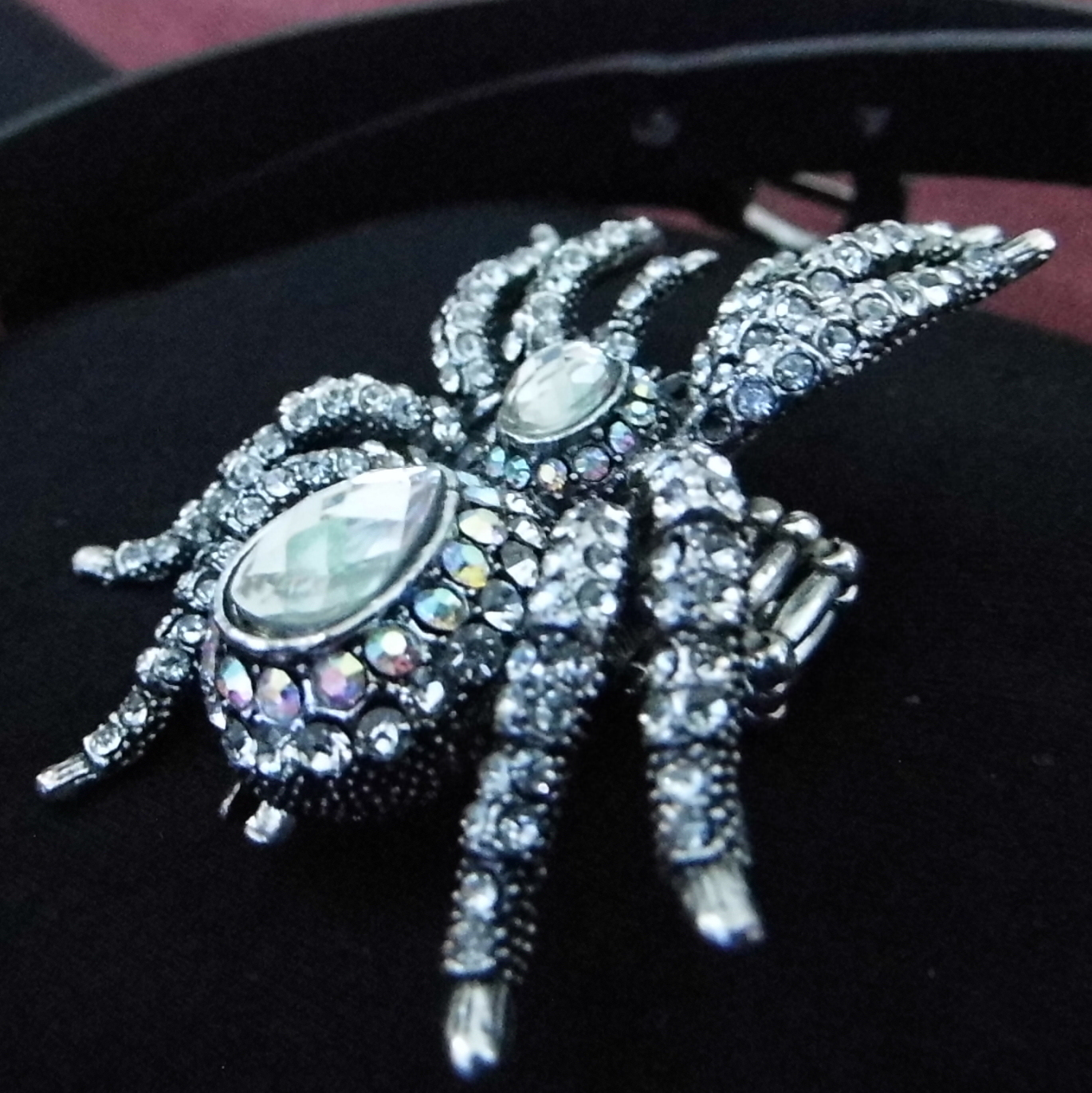 Spider Jewel Ring