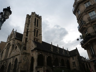 St Nicholas des Champs, Paris
