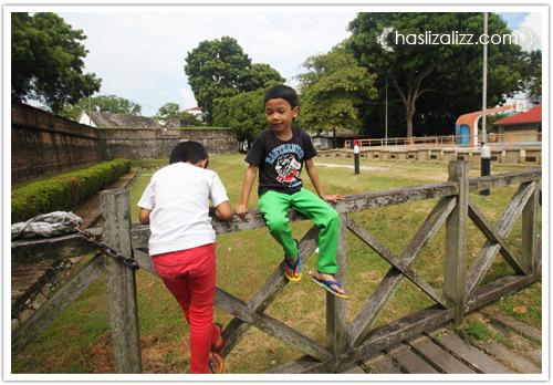 9144829868 7ff1ccebc0 o Melawat Fort Cornwallis di Padang Kota Pulau Pinang