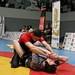 <p>Snapshot of one the regular fights of the German Grappling League.</p>