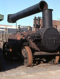 Industrial Muscle - The Old Boiler