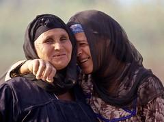 Two Egyptian Women, Egypt