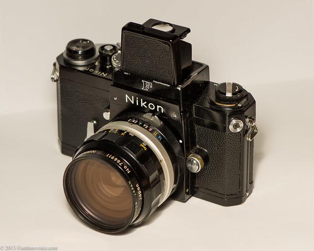 Nikon F Waistlevel Finder 07.011.13