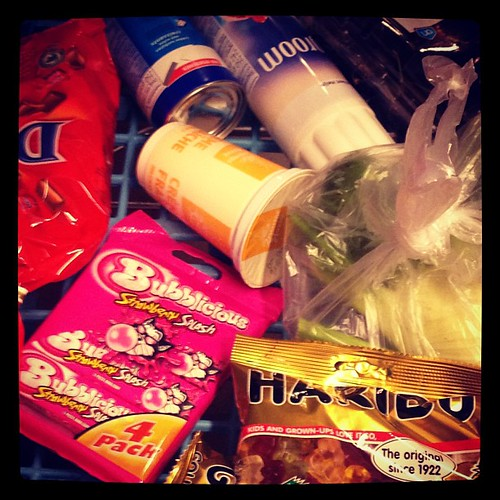 Stuff to take home, from #holland - #stroopwaffels, #speculaas #cookies and even chewing gum! All from #albertheijn