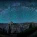 Milky Way Airglow by rootswalker