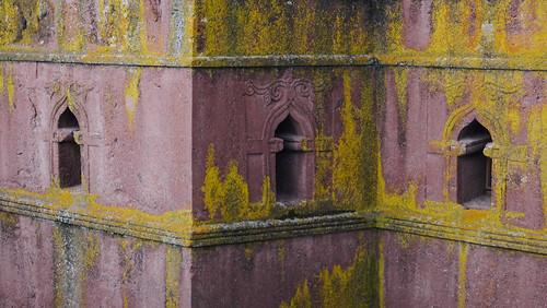 Iglesia Saint George, Lalibela