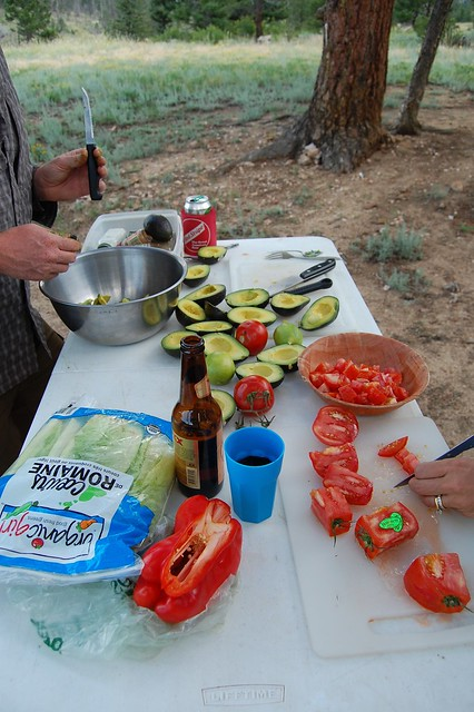 Gauc preparation - Camping and Boating, Gross Reservoir, CO