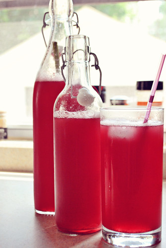 7.17.2013 brewed cherry-lime soda