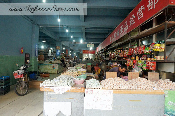 Chengdu - Morning Market-058
