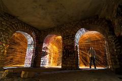 Arches de consolidation et artifices