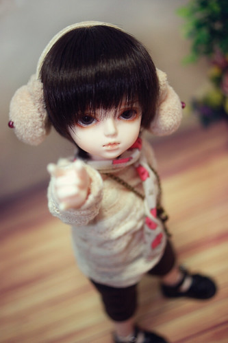 Little Diva Sihoo♥!