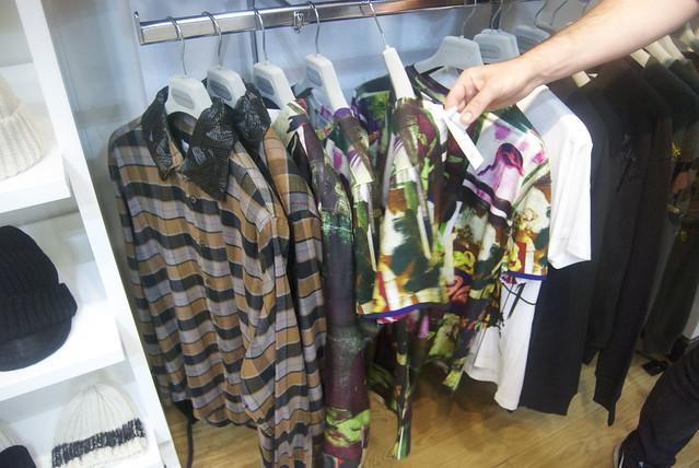 harvey nichols london collections mens