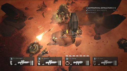 HELLDIVERS PS3 5-Dawn Defense