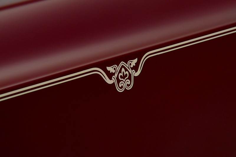 Rolls Royce Phantom Coupe Ruby Edition - Coachline